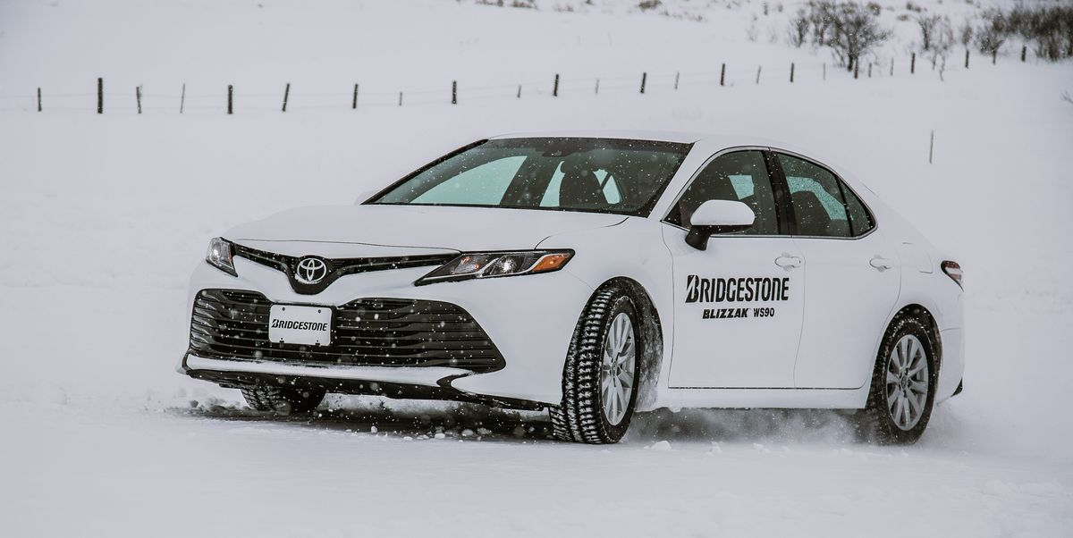 Winter Advisory: We Drive the New Bridgestone Blizzak WS90 Tire