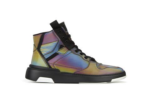 Footwear, Shoe, Violet, Boot, Purple, Hiking boot, Sneakers, Outdoor shoe, Snow boot, Magenta,