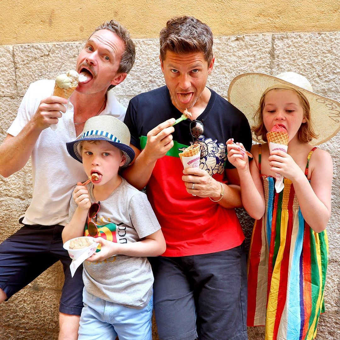 Neil Patrick Harris Says His Kids Have Never Had McDonald's, And He Doesn't Plan to Change That