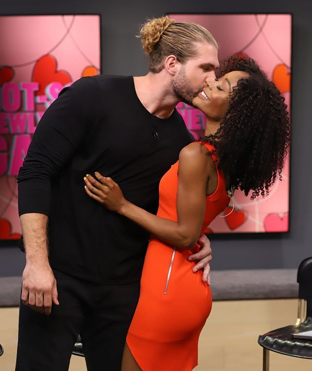 Oprah's Dating Advice Helped E! News' Zuri Hall Find Her Boyfriend, Sean Culkin