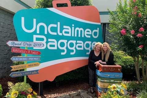 unclaimed baggage center alabama