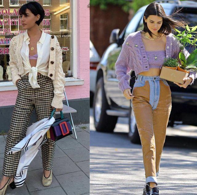 Clothing, Street fashion, Fashion, Blazer, Yellow, Snapshot, Outerwear, Jeans, Footwear, Jacket,