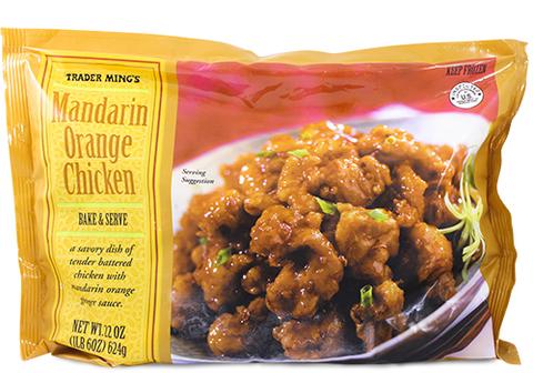 trader joes mandarin chicken