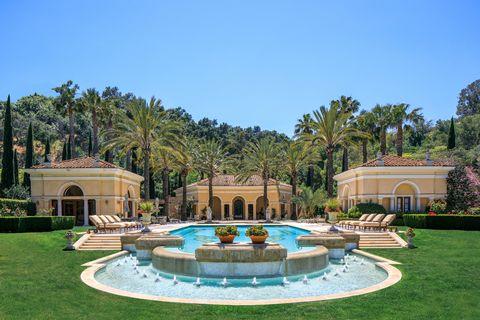 villa a beverly hills