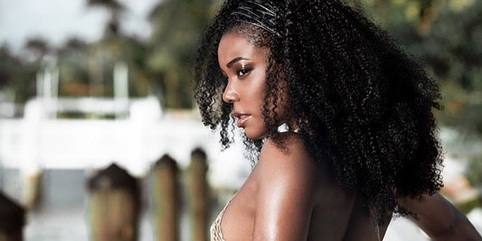 Gabrielle Union Shows Off Toned Glutes In Stunning Bikini Picture