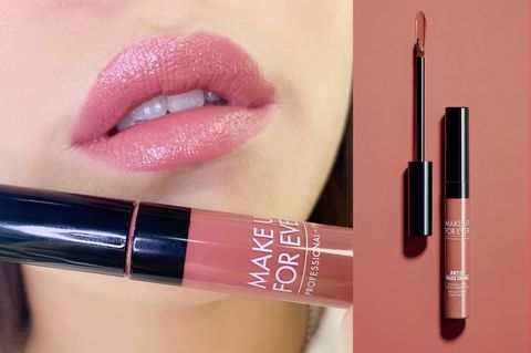 Lip, Cosmetics, Eyebrow, Pink, Beauty, Skin, Lipstick, Lip gloss, Eye liner, Tints and shades,