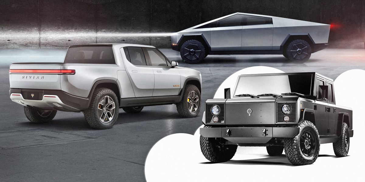 Every Electric Pickup Truck Currently on the Horizon