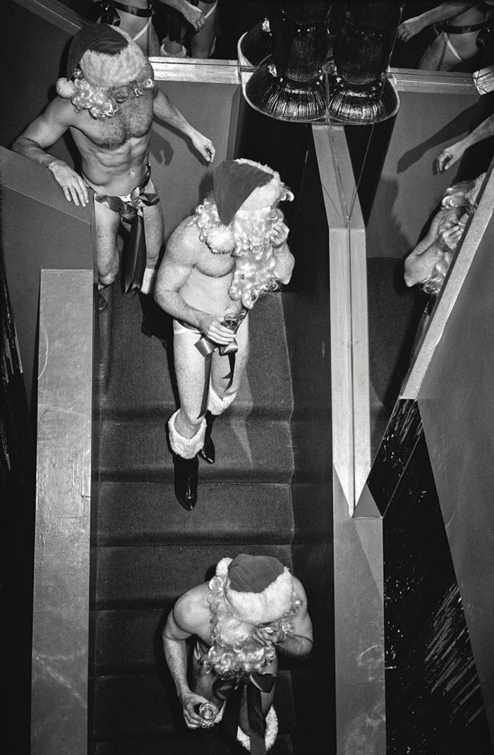 Studio 54 Naked