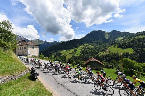 Cycling: 67th Criterium du Dauphine 2015 / Stage 7