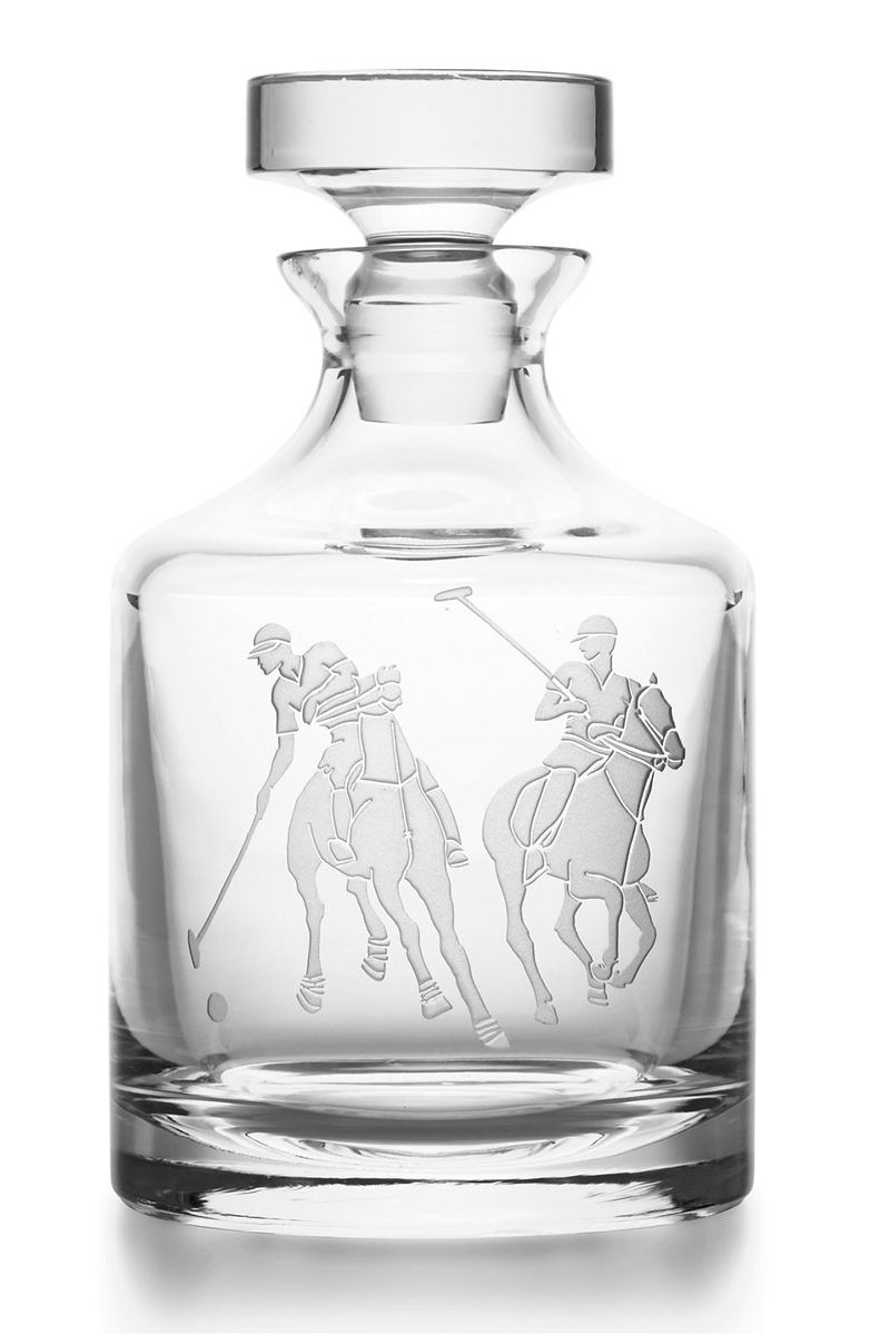 Ralph Lauren decanter