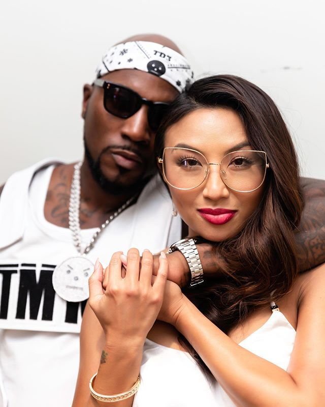 Image result for jeezy gives jeannie mai $50,000