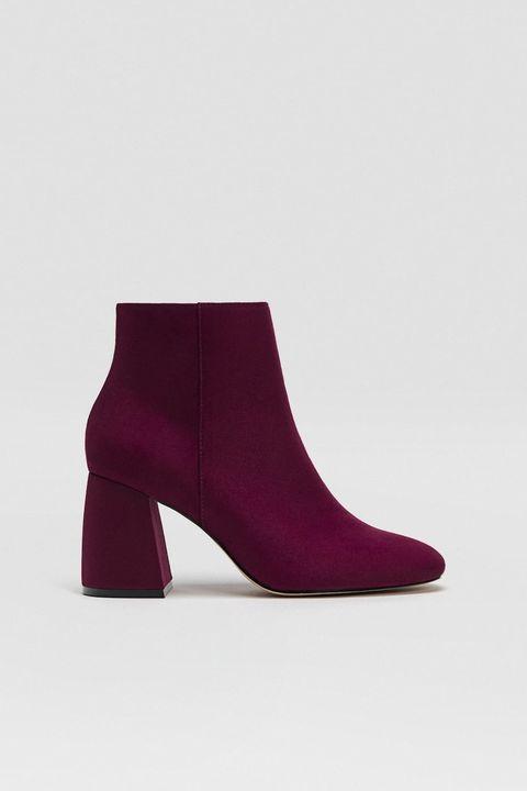 90145d54 Estos 20 pares de botas y botines están superebajados - Rebajas Zara ...