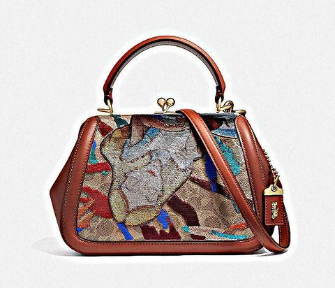 Handbag, Bag, Shoulder bag, Fashion accessory, Tote bag, Tan, Brown, Beige, Satchel, Hobo bag,