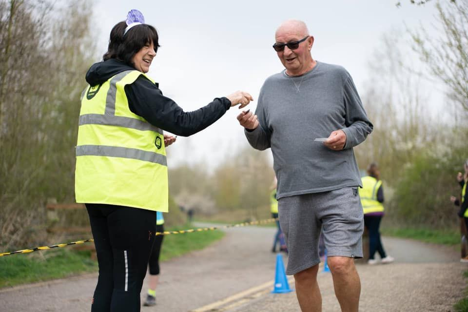 Terry Murphy, 79, collapsed and died 'doing what he loved' at Northwich parkrun