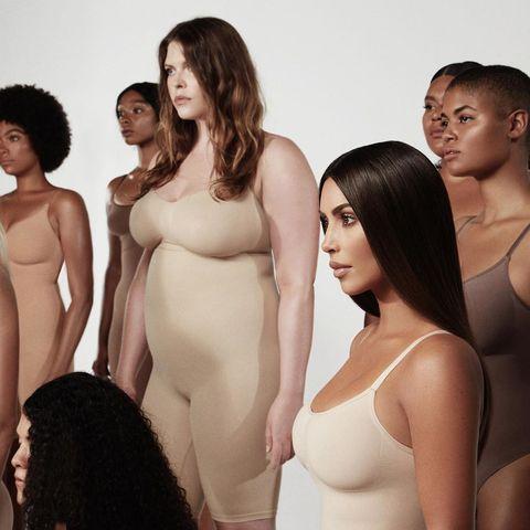 Clothing, Skin, Brassiere, Shoulder, Waist, Joint, Model, Chest, Trunk, Undergarment,