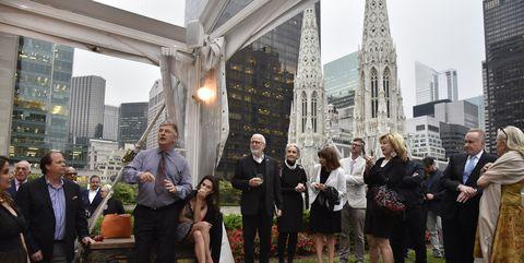 Alec Baldwin 25th Anniversary Kickoff Hamptons Film Festival