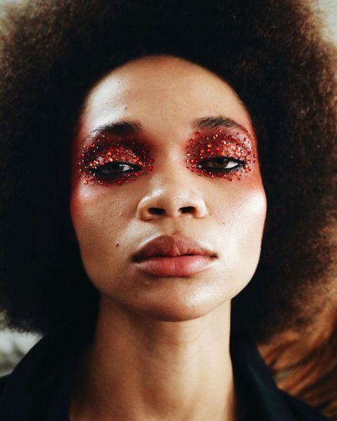 Face, Hair, Lip, Eyebrow, Skin, Head, Nose, Beauty, Chin, Cheek,