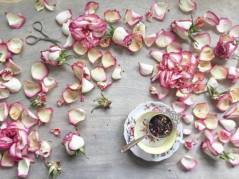 Herbal Tea Skincare
