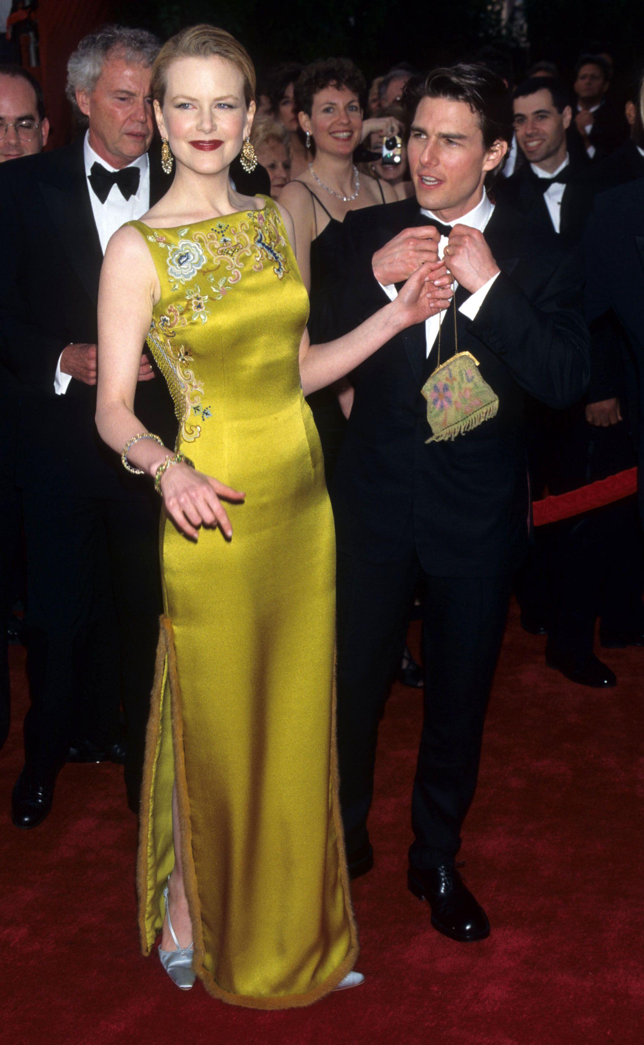 Nicole Kidman Red Carpet Dresses