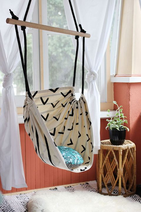 Product, Swing, Furniture, Room, Design, Bag, Fashion accessory, Interior design, Chair,