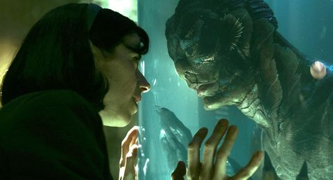 This Surprising Reddit Theory About The Shape Of Water Actually