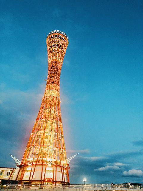 Tower, Landmark, Sky, Architecture, Cloud, National historic landmark, Shot tower,