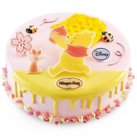 häagendazs立體迪士尼蛋糕