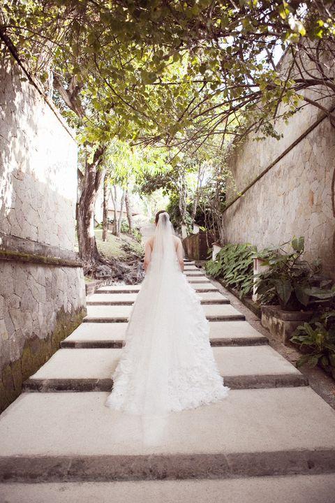 Фотография, Невеста, Платье, Свадебное платье, Дерево, Платье, Свадебная одежда, Церемония, Фотография, У прохода,