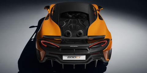 2019 Mclaren 600lt Deep Tech Dive