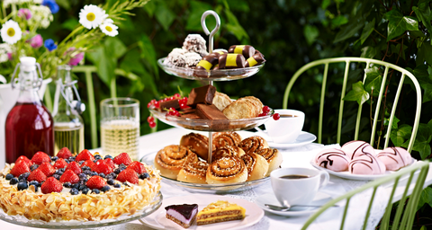 Forget Meatballs Ikea Is Now Offering Afternoon Tea