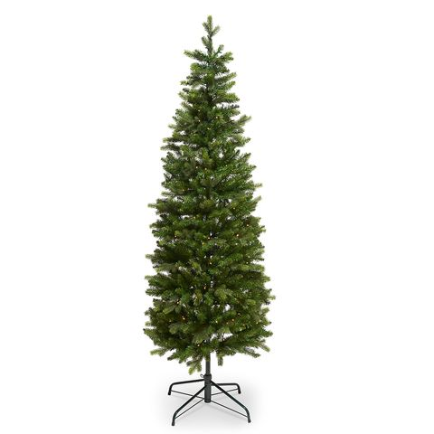 6ft holimont pop up pre lit led christmas tree - Prelit Led Christmas Tree