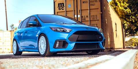 What It S Really Like To Own A Ford Focus Rs