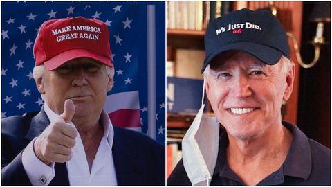 joe biden trump hat właśnie zrobiliśmy