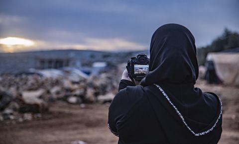 ramia akhras syrian conflict
