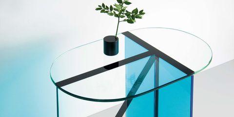 Mesa de diseño, del estudio Goula Figuera