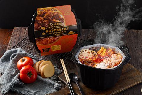 7-11宣布販售「海底撈自煮火鍋!」一次上架三種海底撈人氣口味,免熱水、免開火15分鐘就能吃!