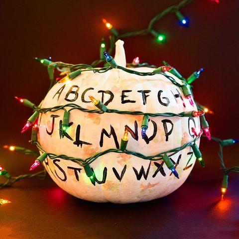 27 No Carve Pumpkin Decorating Ideas Use Painted