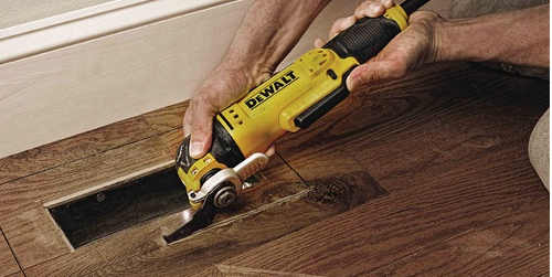 10 Jobs You Can Do With an Oscillating Multitool