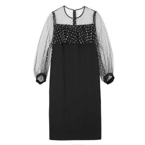 e6ae402f63561 little black dress リトル ブラック ドレス おしゃれ 結婚式 お呼ばれ ゲスト 黒 ブランド