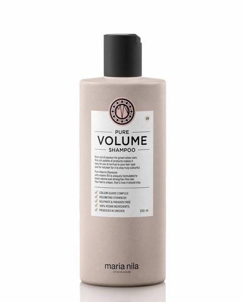 maria nila pure volume shampoo zonder sulfaten en parabenen