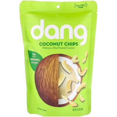 「dang」トースト・ココナッツ・チップス