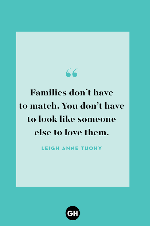 step dad quotes — leigh anne tuohy