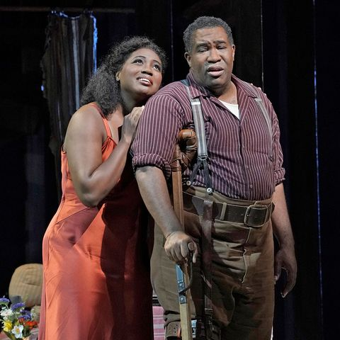 angel blue as bess and eric owens as porgy in the gershwins's porgy and bess