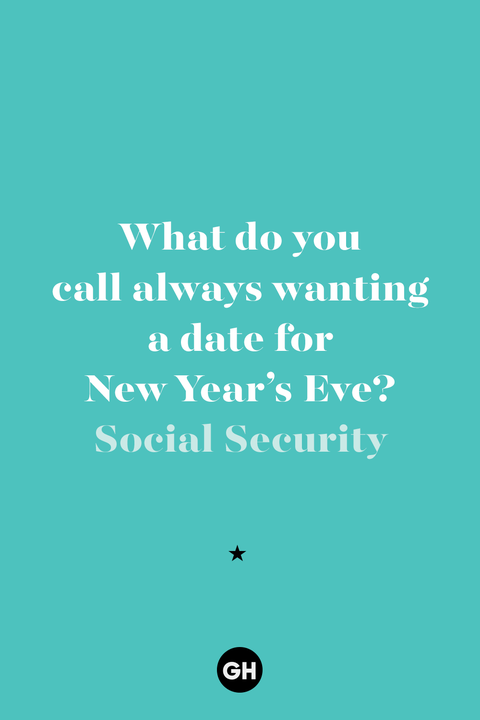 new years jokes   social security