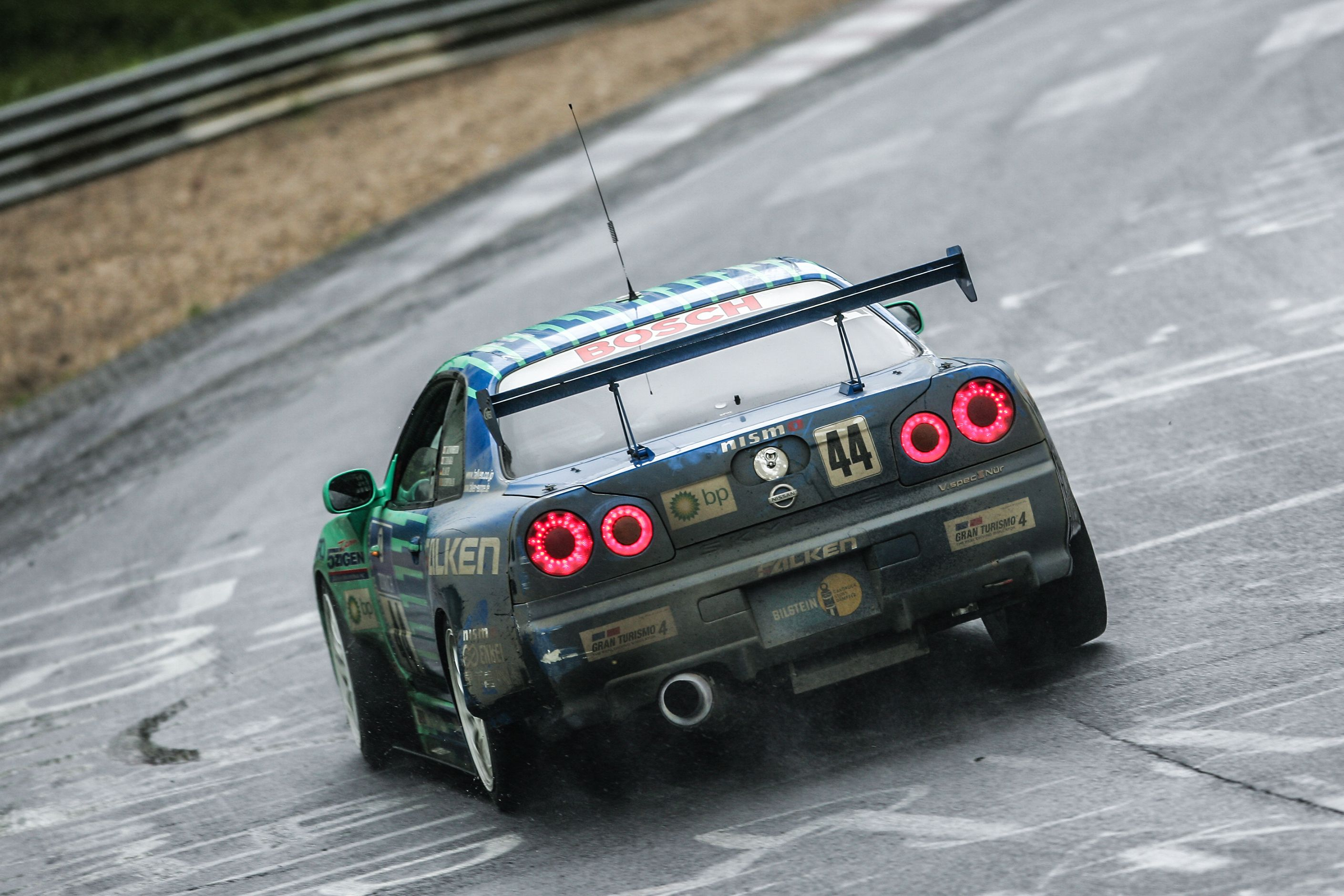 All The Cool Falken Race Cars From The Last 17 Nürburgring