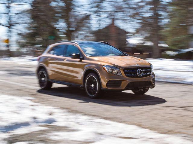 2019 Mercedes Benz Gla Class