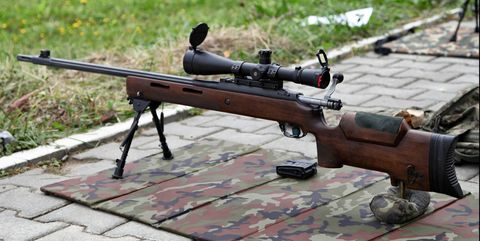 The Science Of Russia S New Silent Sniper Rifle