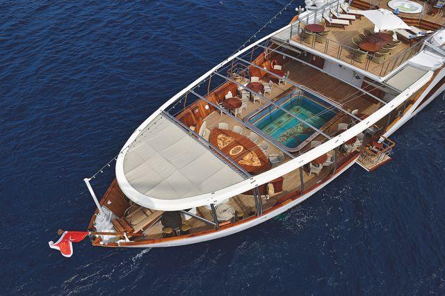 yacht piu belli al mondo
