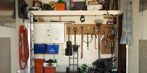 7 dingen die je nooit in de schuur moet bewaren