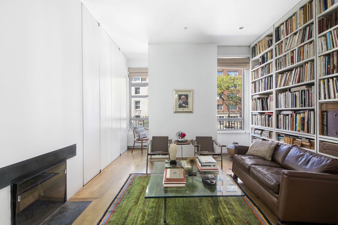 Award-Winning Architect I.M. Pei's New York City Townhouse Is on the Market